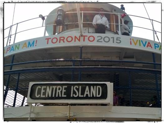Toronto Centre Island Ferry