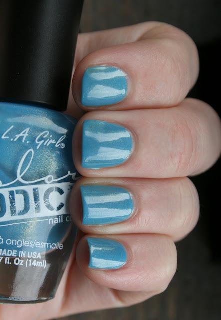 LA Girl Addict - Hooked swatch
