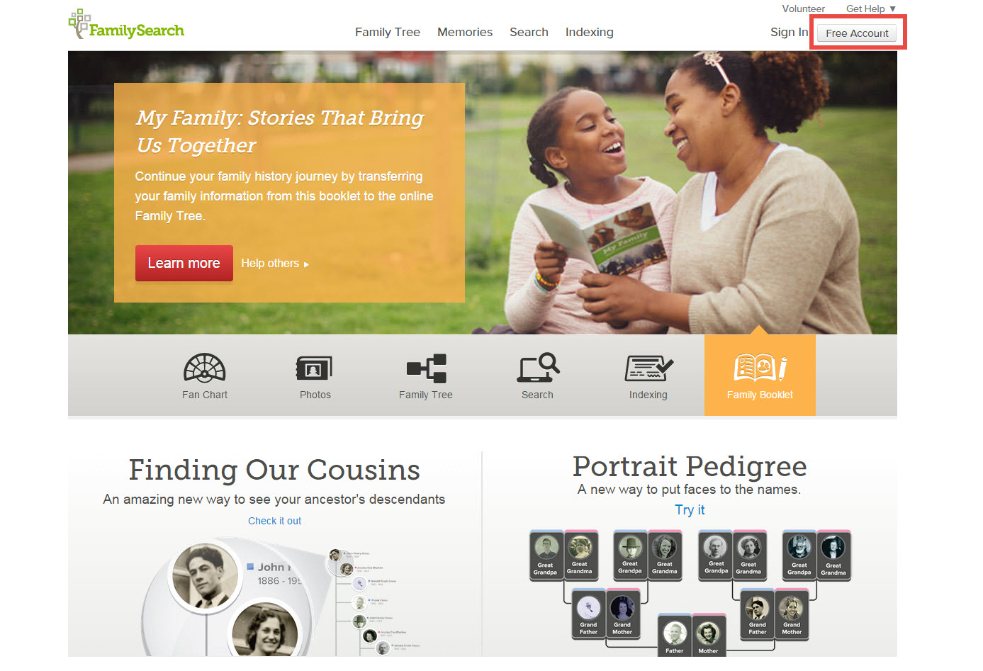 St. George FamilySearch Library Blog/Website - GenealogyNow