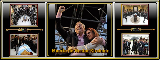 Muerte de Nestor Kirchner