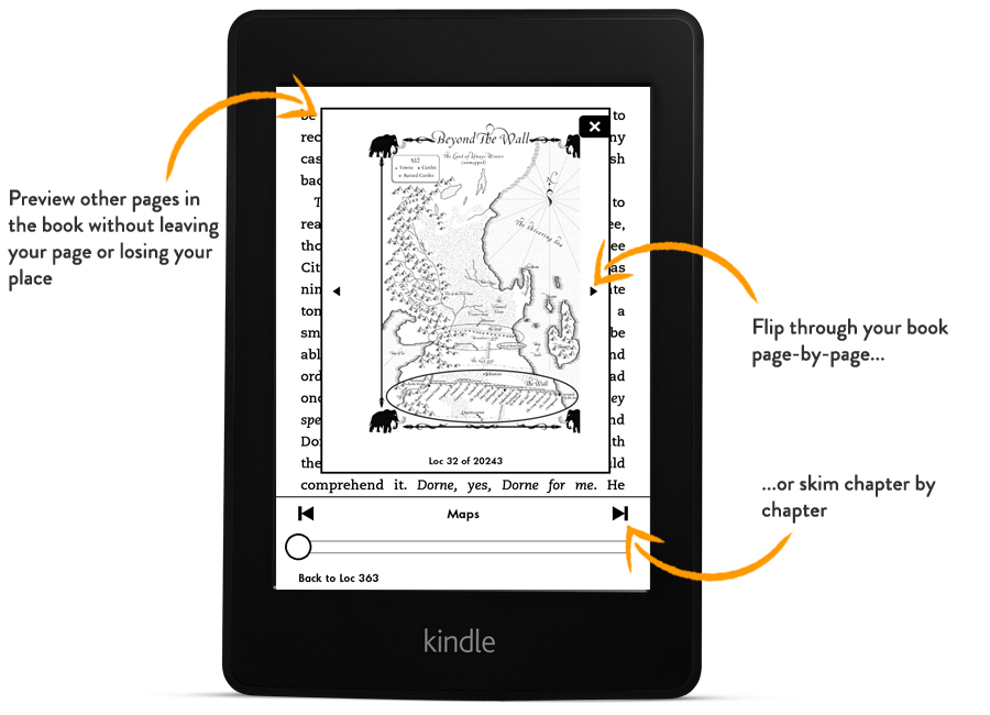 convert pdf to kindle paperwhite