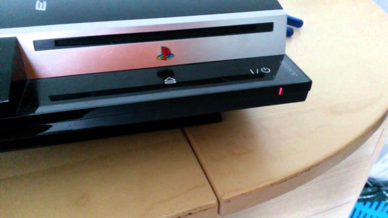 PS3 YLOD