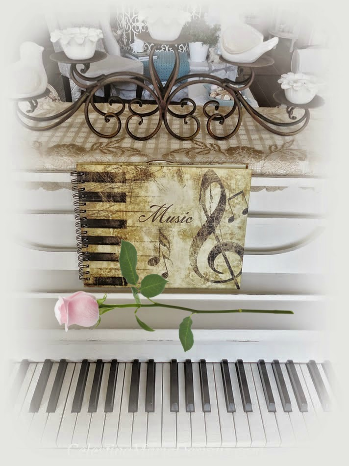 My PIANO, a lifelong treasure!