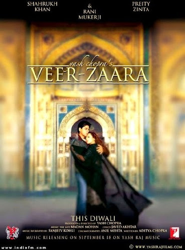 Veer Zaara (2004) Movie Poster