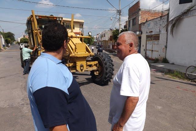 Teníamos 60 años esperando esta obra: Beneficiario de la obra de la calle Francisco J. Mujica