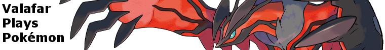 Valafar Plays Pokemon