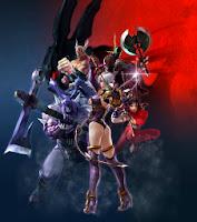 soulcalibur ii hd online artwork 1 Soulcalibur II HD Online (360/PS3)   Artwork, Release Date, & Press Release