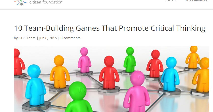board games that promote critical thinking Critical thinking interactive sites for smartboard use – grades k - 5 please note that in visiting these links, you are leaving the plattsburgh city school district website.