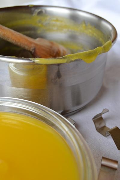 recette pour faire son lemon curd