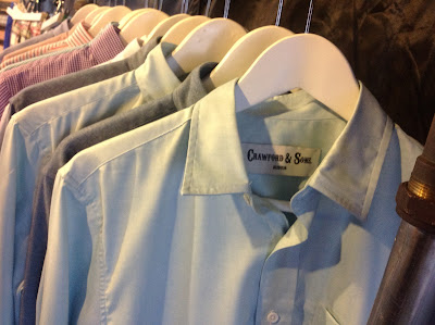 Crawford and Sons, singapore menswear