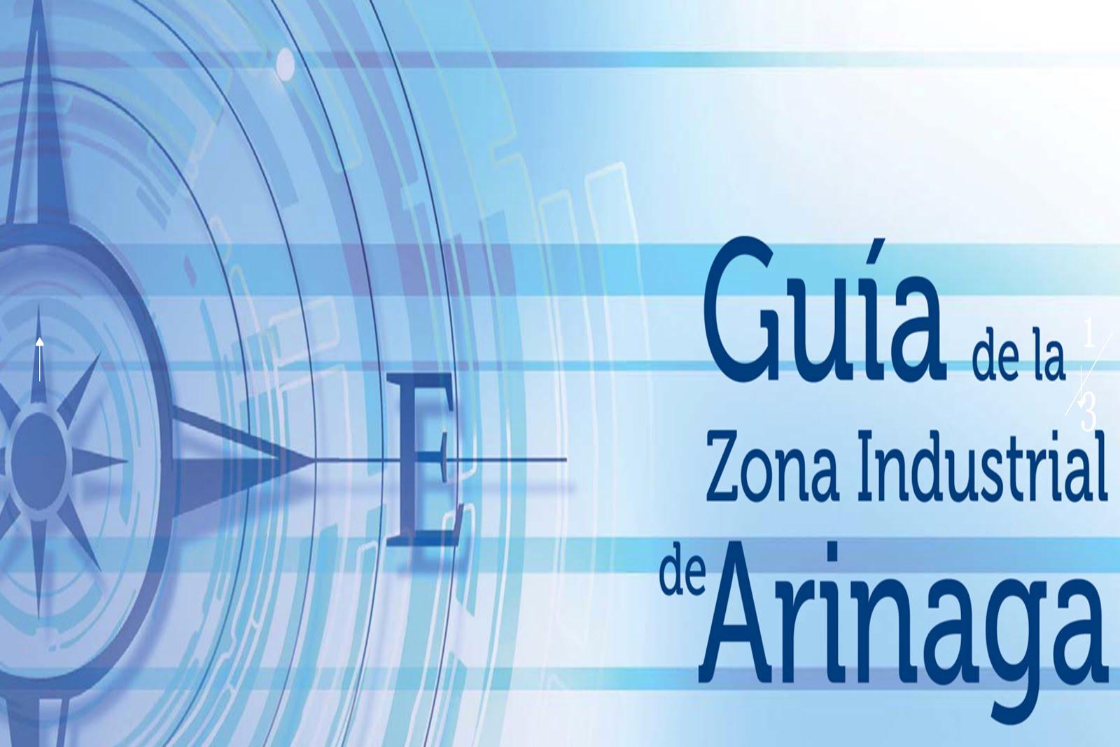 Guía de la Zona Industrial de Arinaga