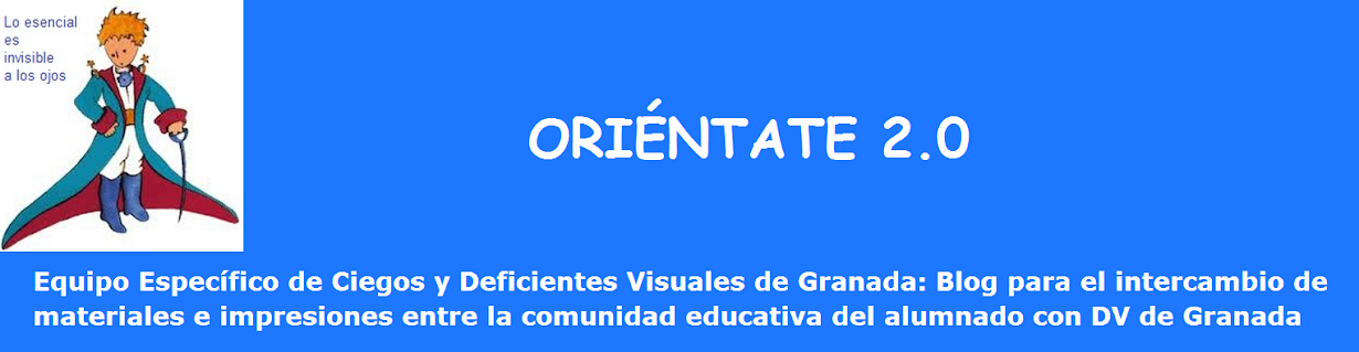 ORIENTATE 2.0 - EQUIPO VISUALES GRANADA