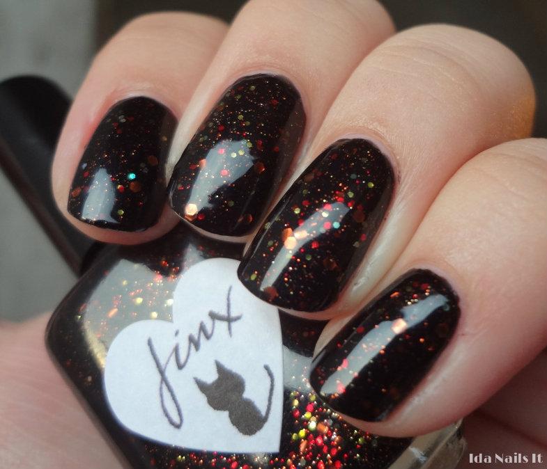 Ida Nails It: October 2012