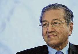 Saya Bukan Suruh Letak Jawatan Dr Mahathir