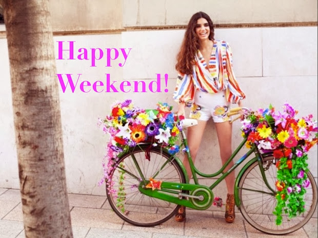 Happy Weekend + Link Love