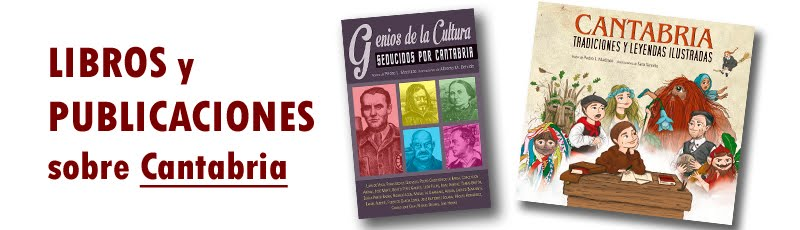 Libros y publicaciones sobre Cantabria