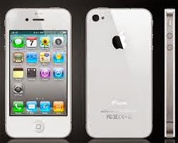 Spesifikasi Iphone 4 white terlengkap