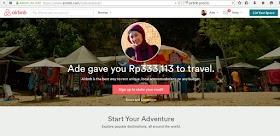 Mencari dan Memesan Penginapan dengan Airbnb