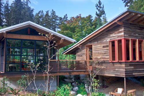 sustainably minded design and development FrEdLey residence on