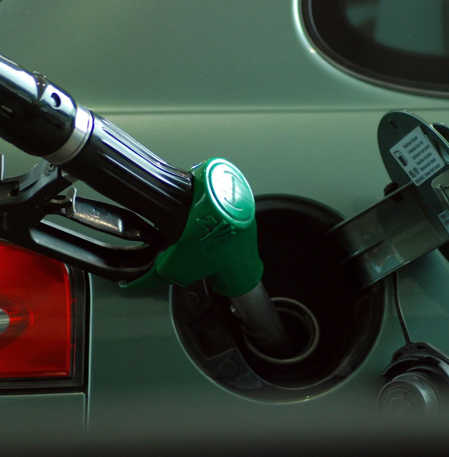 kort med rabatt på bensin