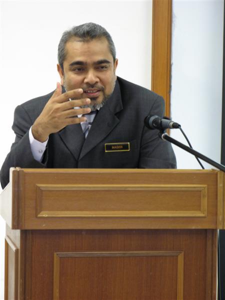 Tuan Haji Mahamad Naser Disa