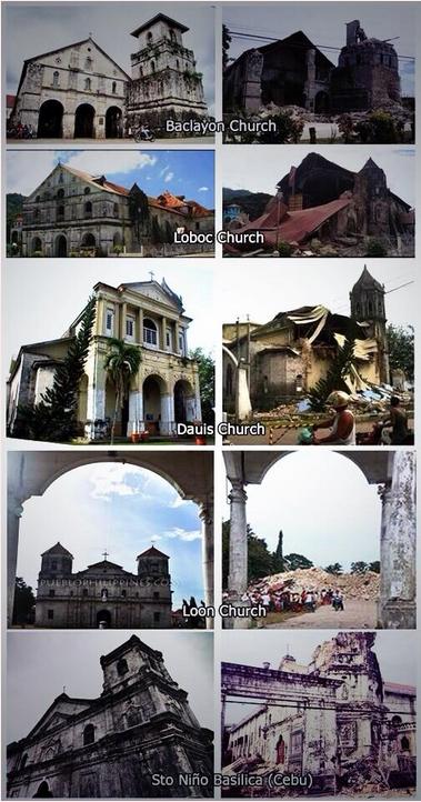 Central Visayas | Magnitude 7.2 Earthquake  | Cebu Bohol Earthquake