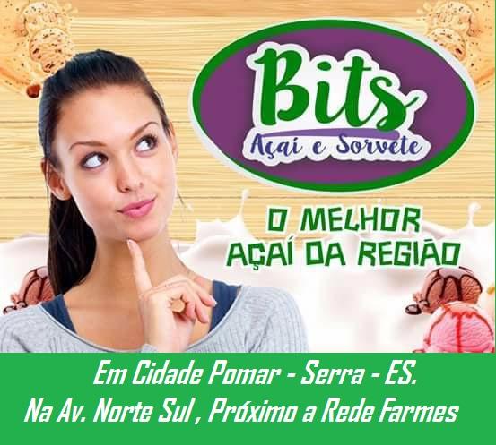 BITS AÇAÍ E SORVETES