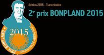 Prix Bonpland 2015
