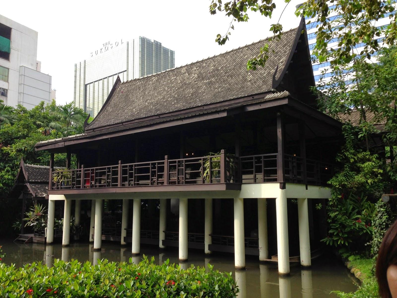 ARCHITHAI.: [建築] Suan Pakkad Palace Museum
