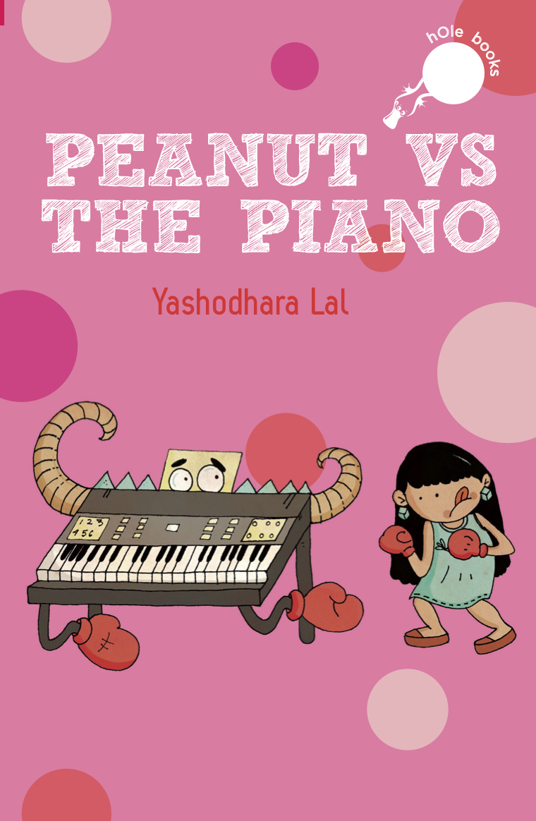 Peanut vs. The Piano!