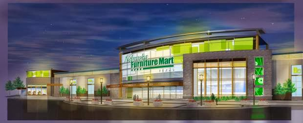 Aksarbent For Its New Texas Store Nebraska Furniture Mart Got 802 Million In Economic