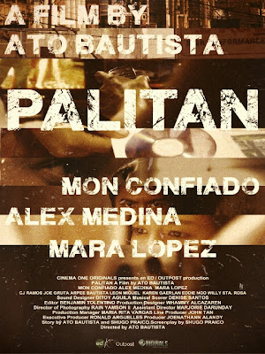 Mara Lopez bares body and soul in Cinema One Originals 'Palitan' with Alex Medina and Mon Confiado