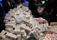 When Jamie Gold received $12 million for winning the 2006 WSOP ME, it was the biggest prize ever won in poker, a record that continues to stand in early 2012