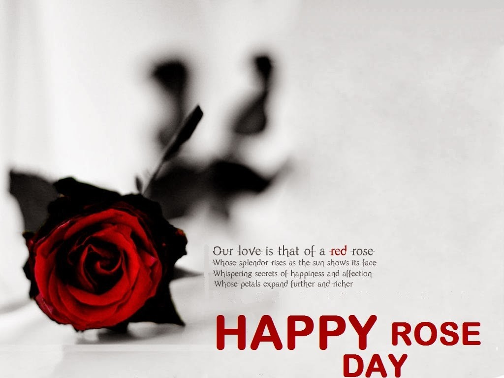 1001 Rose Day Wishes Messages Sms Quotes And Images Valentine