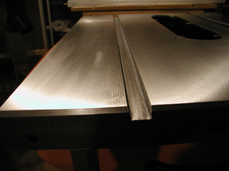 Furnitude ridgid r4512 table saw wings and rails while the instructions recommend attaching the wings to the table while the table is still upside down i chose not to go that route because i still had to greentooth Choice Image