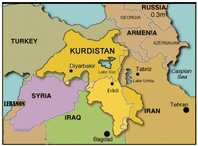 onejustworld The Crime of Bombing Kurds in Syria Iraq