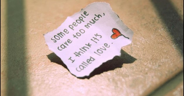 Paper hearts quotes