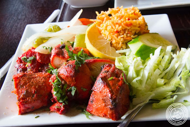 image of Chicken tikka at The Masala Wala in NYC, New York