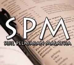 sijil pelajaran malaysia spm