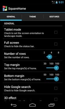 SquareHome beyond Windows 8 android apk - Screenshoot