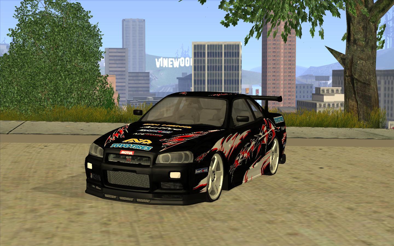 Nissan Skyline Evolusi Kl Drift Gta Sa Mods Collection