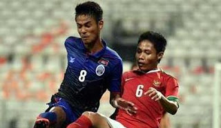 Preview Indonesia vs Filipina - SEA Games 2015
