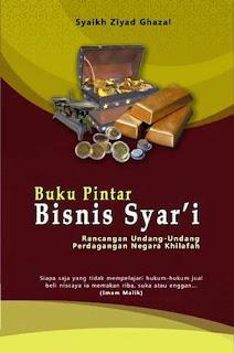 Buku Pintar Bisnis Syar'i   TOKO BUKU ONLINE SURABAYA