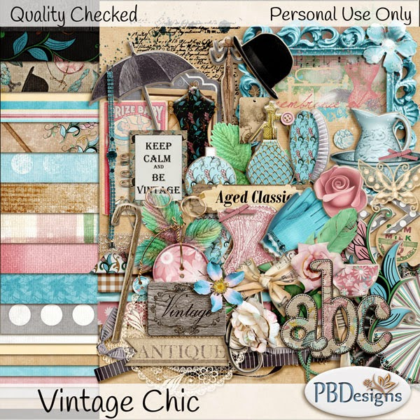Vintage Chic by PBDesigns