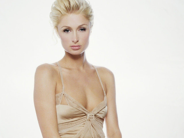 Paris Hilton Sexy Wallpaper
