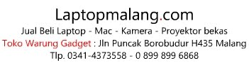 Jual Beli Laptop, Kamera, Proyektor, Apple Macbook, Imac di Malang