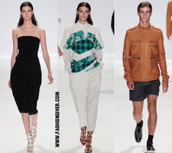 Richard Chain Love New York Fashion Week Spring Summer 2014