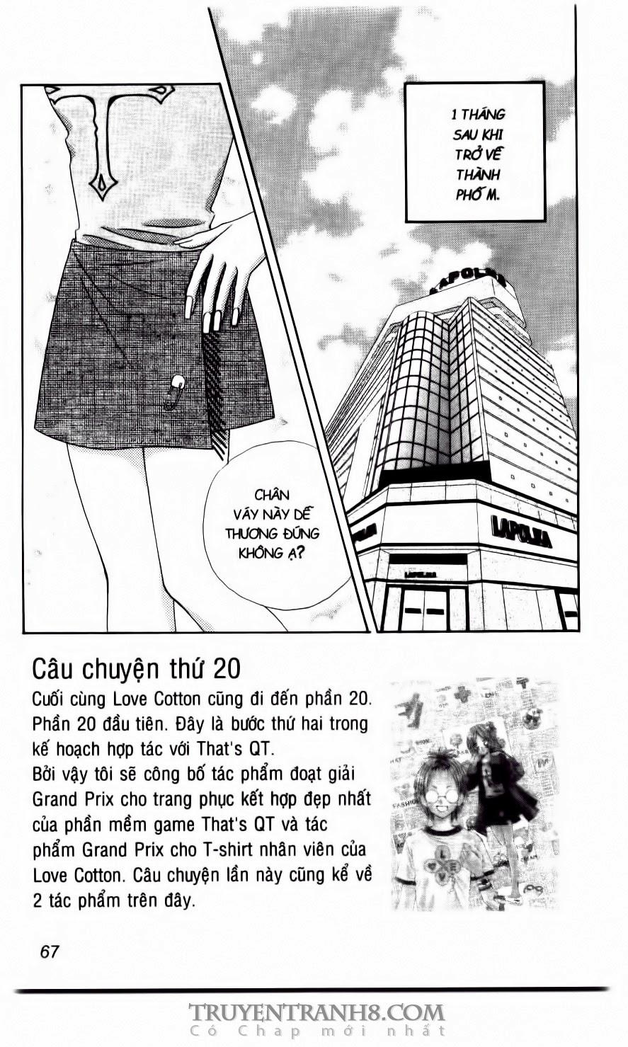 Love Cotton!!! chap 27 - Trang 9