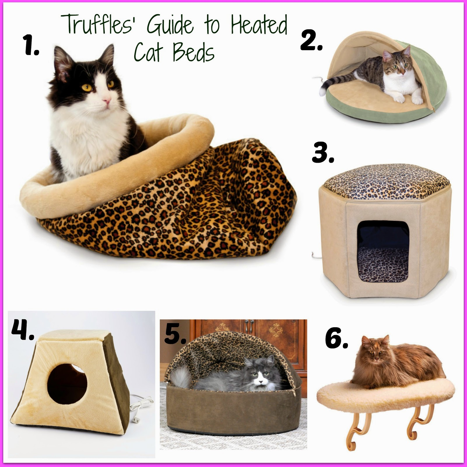 1 k u0026 h selfwarming kitty sack - Heated Pet Beds
