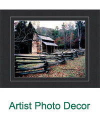 Artist Photo Decor